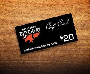 Gift Card $20