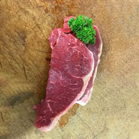Char Grilled Sirloin Steak